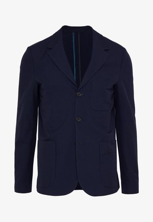 MENS JACKET UNLINED - Suit jacket - navy