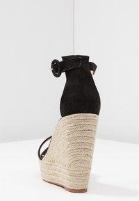 Glamorous - Sandály na vysokém podpatku - black - 5