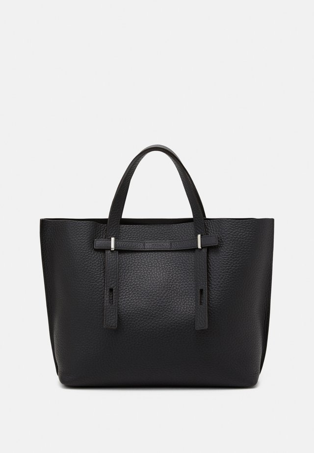 GIOVE CASUAL TOTE UNISEX - Shopping bags - nero