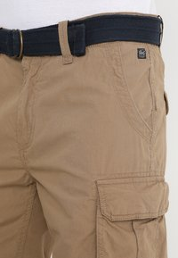 Petrol Industries - Shorts - dark tobacco - 3