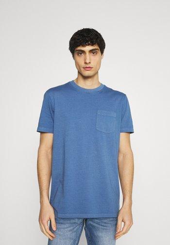 T-shirt basic - cornflower
