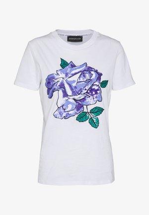 JESONE - Print T-shirt - weiss