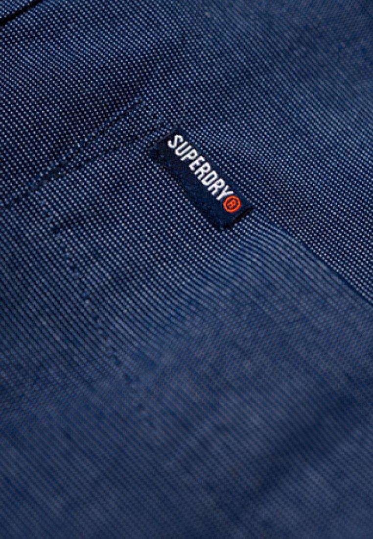 2020 Viileä Miesten vaatteet Sarja dfKJIUp97454sfGHYHD Superdry Vapaa-ajan kauluspaita blue