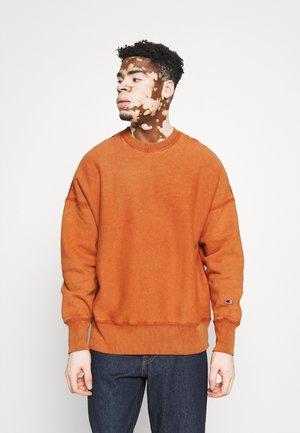 CREWNECK - Sweatshirt - orange
