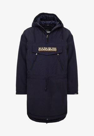 RAINFOREST LONG - Parka - blue marine