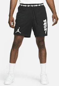Jordan - Shorts - black/white - 0