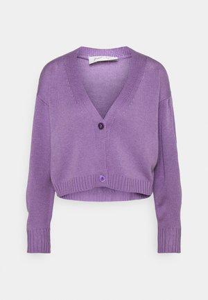 Cardigan - lilac
