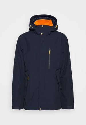 ALLSTED - Giacca outdoor - dark blue