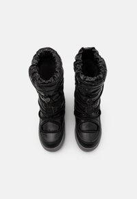Geox - SLEIGH GIRL ABX - Winter boots - black - 3