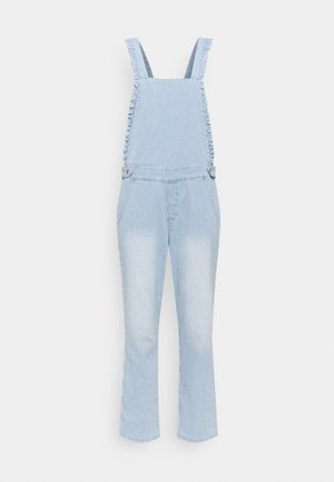 OVERALLS - Dungarees - blue