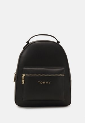 ICONIC BACKPACK - Reppu - black