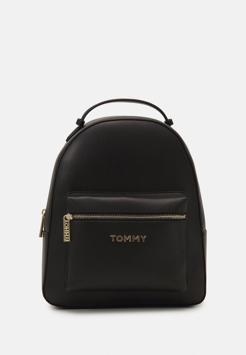 Tommy Hilfiger - ICONIC BACKPACK - Rucksack - black