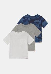 GAP - TODDLER BOY 3 PACK - Print T-shirt - blue - 0