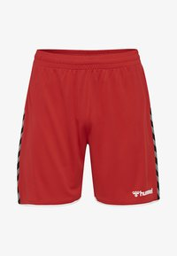 Hummel - AUTHENTIC - Sports shorts - true red - 0
