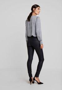 TOM TAILOR DENIM - JONA - Jeans Skinny Fit - black denim - 3
