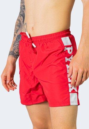 BANDA  - Shorts da mare - red