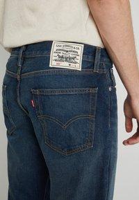 Levi's® - WELLTHREAD 502™ - Jeans straight leg - high tide indigo - 5