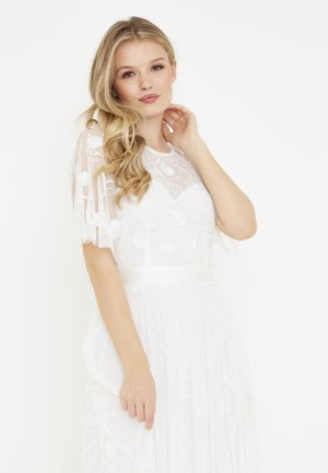 STACY  - Occasion wear - ivory