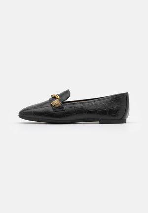 CAMILLA - Scarpe senza lacci - black