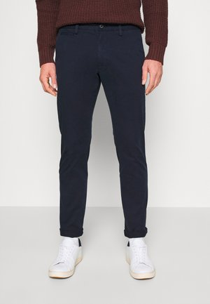 LANG - Chinos - dark blue