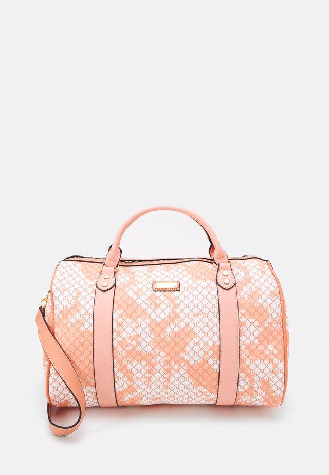 Weekend bag - pink light