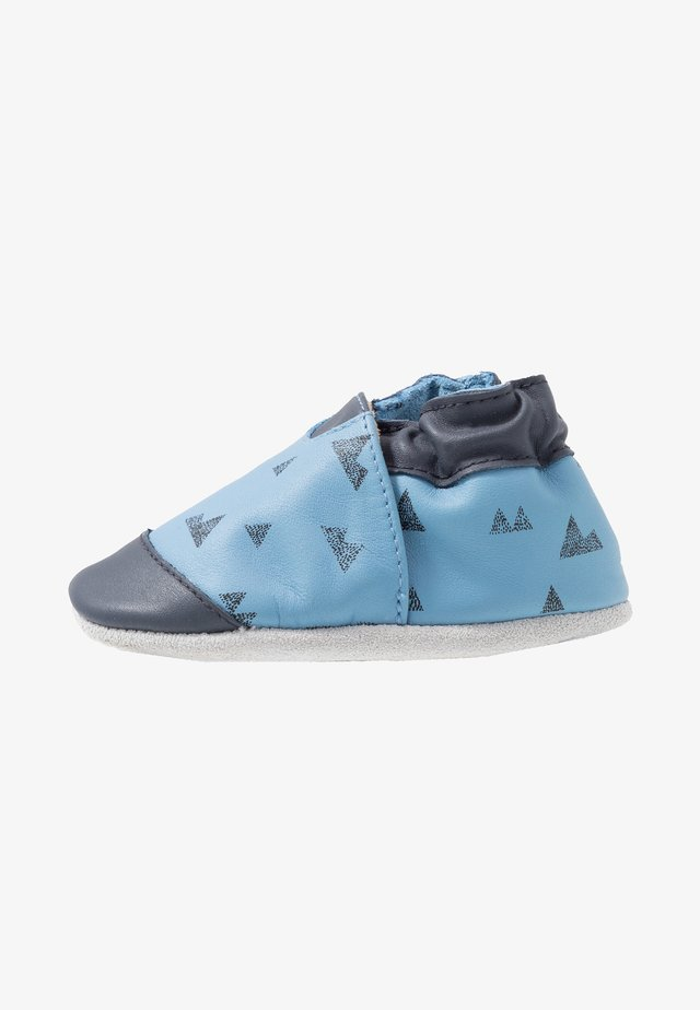 MOUNTAINS - First shoes - blue