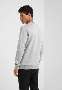 Les Deux - ENCORE - Sweatshirts - grey melange / black - 2