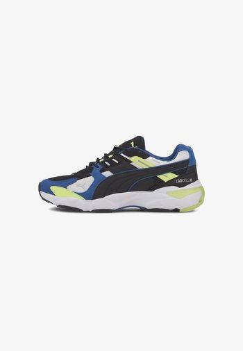 Sneakers laag - puma black-puma white