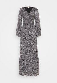 MICHAEL Michael Kors - BICOLOR DRESS - Maxi dress - black/white - 5