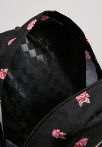 Vans - REALM BACKPACK - Reppu - black - 4