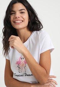 Even&Odd - SET - Pyjama set - white - 3