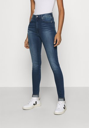 SYLVIA SUPER  - Jeansy Skinny Fit - blue