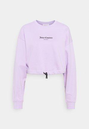 JOSIE - Felpa - pastel lilac
