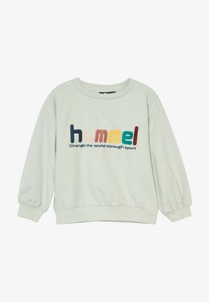HMLMYNTE  - Sweatshirt - sea foam