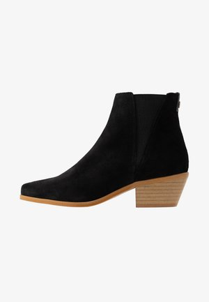 NIKI - Korte laarzen - milda black/rabat black