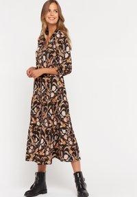 LolaLiza - Maxi dress - ocher - 3