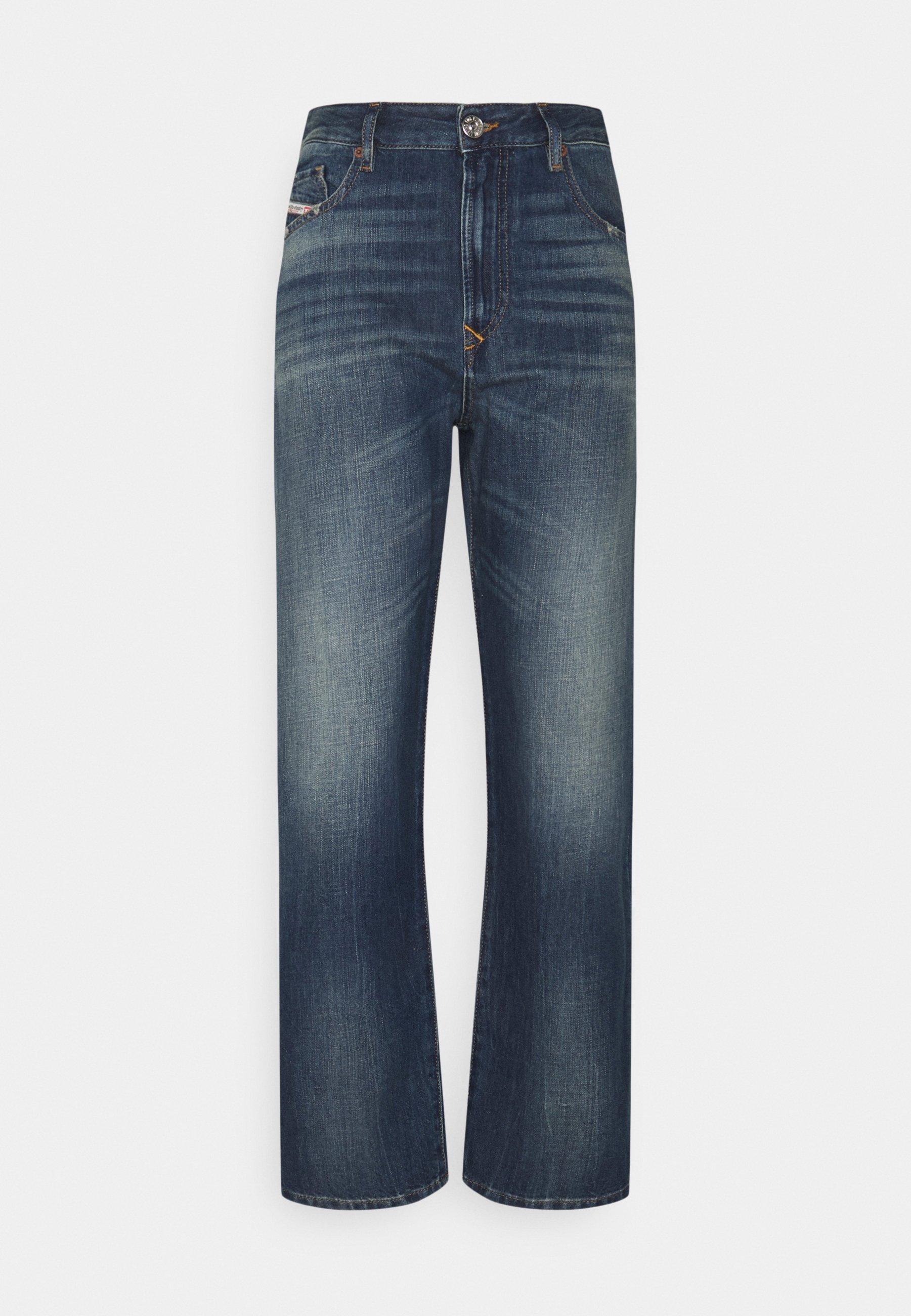 Women D-REGGY - Straight leg jeans