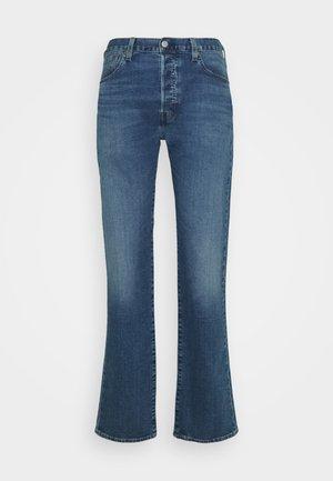 501® LEVI'S® ORIGINAL FIT - Jeans a sigaretta - bulldog indigo mask
