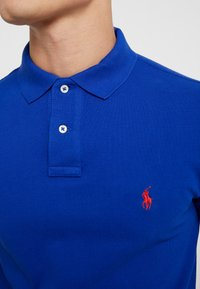 Polo Ralph Lauren - SHORT SLEEVE KNIT - Polotričko - heritage royal - 5