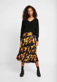ONLY - ONLMELTON LIFE - Maglione - black - 0