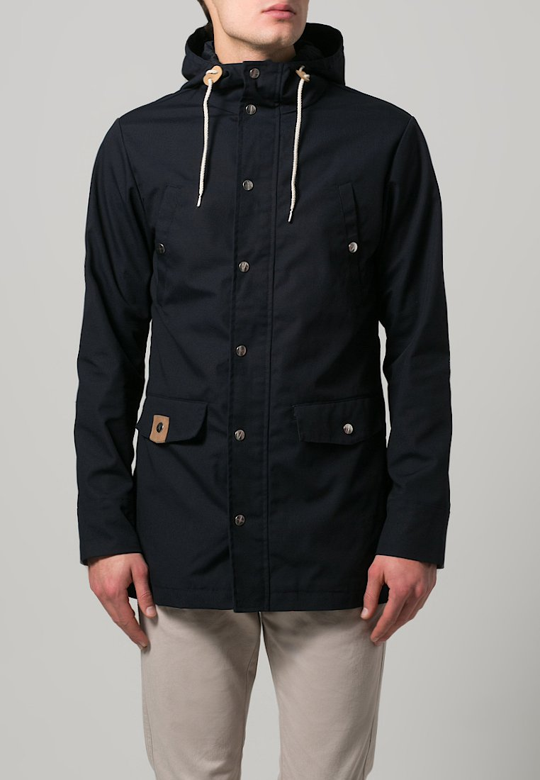 REVOLUTION LIGHT Tunn jacka navy Zalando.se