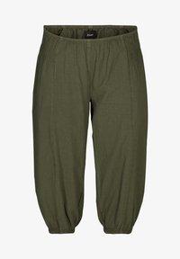 Zizzi - Trousers - green - 2