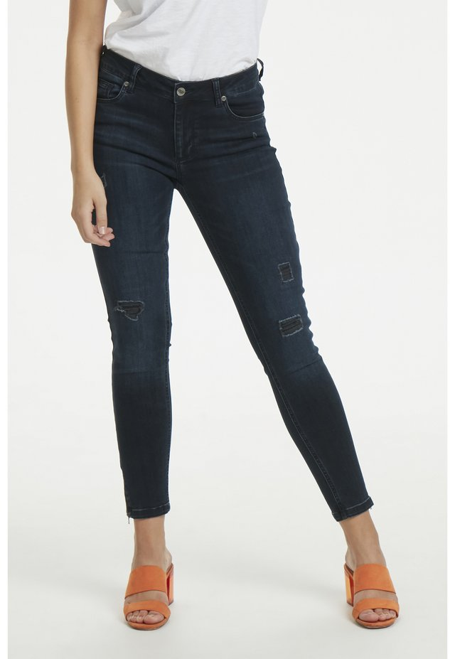 CELINA - Jeans Skinny Fit - dark denim