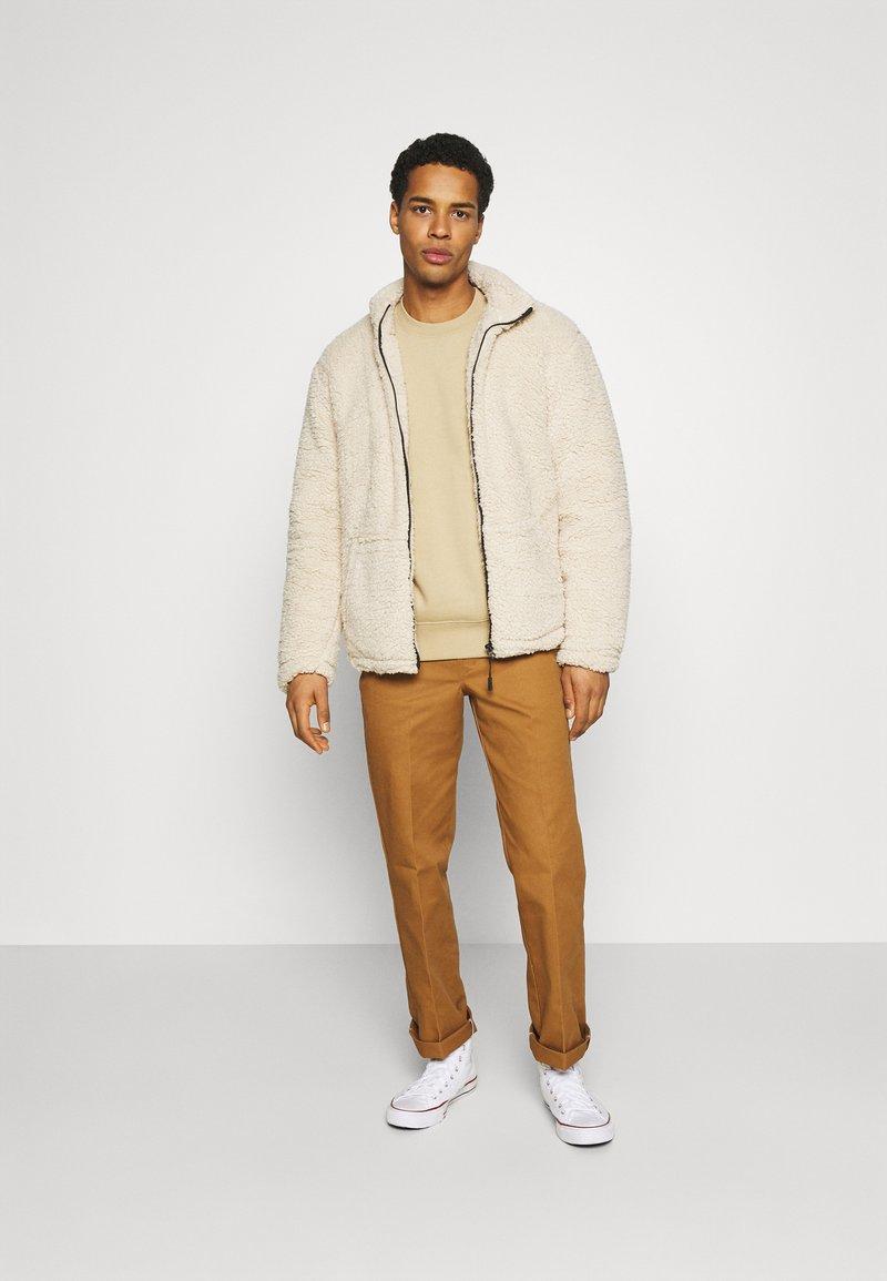 Topman - CREW 2 PACK - Sweatshirt - olive