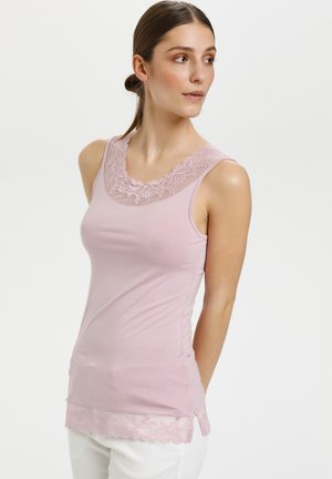 FLORENCE - Top - dawn pink