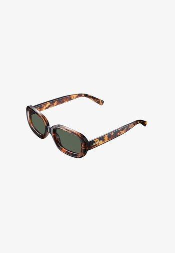 DASHI - Sunglasses - tigris olive