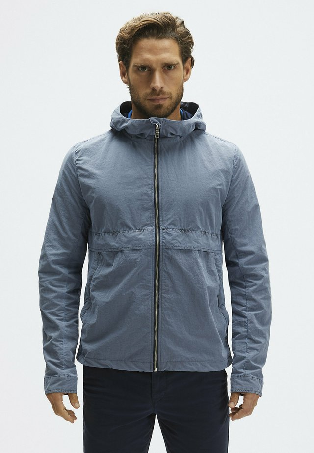 Giacca outdoor - blue