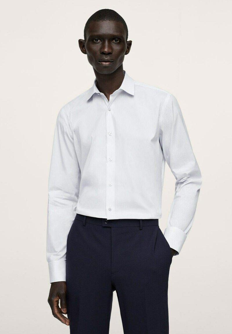 Mango - Formal shirt - hvit