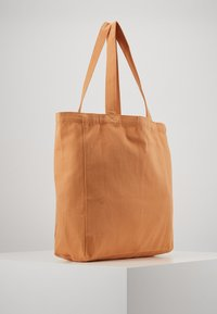 Mads Nørgaard - BOUTIQUE ATHENE - Tote bag - apricot/white - 2