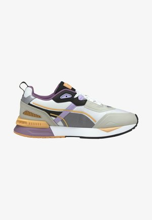 MIRAGE MOX TECH VEGAN UNISEX - Trainers - white gray violet